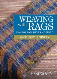 with rags making rag rugs and more dvd