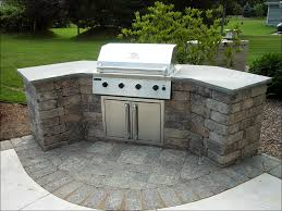 kitchen outdoor barbecue island outdoor kitchen steel framing