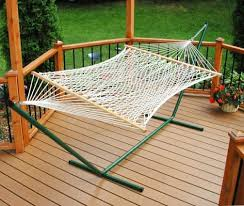hammock stands recalled by the algoma net co due to fall hazard