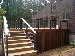 outdoor ideas amazing deck railing panels glass deck railing