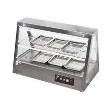 heated food display warmer cabinet case sale factory price glass food display warmer glass food warmer
