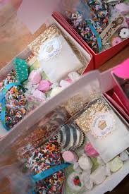 Baking Favors by Baking Favors The Glittered Nest