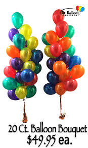 mylar balloon bouquet 1 balloon delivery la 310 215 0700 los angeles bouquets balloons