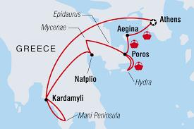 Map Of Santorini Greece by Greece Tours U0026 Travel Intrepid Travel Us