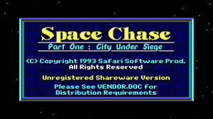 siege ibm 07 level 10 space part one city siege ibm pc
