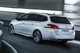 peugeot 308 range peugeot 308 gets upgraded engines and extra safety tech for 2017