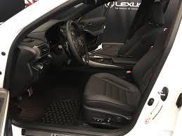 lexus is300 interior used 2017 lexus is 300 4dr sdn awd 4 door car in edmonton ab l12466