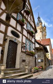 frame houses timber frame houses in the medieval town of bad wimpfen in baden