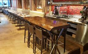 reclaimed wood restaurant table tops buy quality restaurant tables at wood fusion
