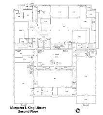 university library floor plan king library second floor the university of kentucky