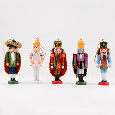 nutcracker ornaments nutcracker ornaments 5 set