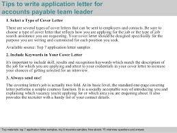 sle resume for accounts payable supervisor job interview accounts payable team lead sle resume