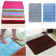 Memory Foam Rugs For Bathroom by Top Selling 40x60cm Bath Mat Bathroom Bedroom Non Slip Mats Memory