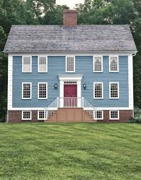 14 best center hall colonials images on pinterest colonial