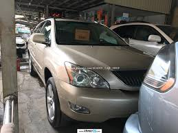 lexus white gold crystal color lexus rx 330 2004 gold full option pong 1 new arrival in phnom