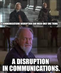 Outrageous Memes - prequel memes on twitter it s un thinkable it s outrageous it s