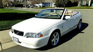 volvo convertible best for sale 2004 volvo c70 convertible for sale in roseville