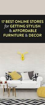 where to buy inexpensive home decor the 42 best websites for furniture and home decor stylish website