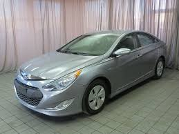 2015 used hyundai sonata hybrid 4dr sedan at north coast auto mall