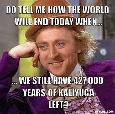 This Is The End Meme Generator - resized creepy willy wonka meme generator do tell me how the world