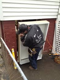 new access for an old basement jlc online doors basement