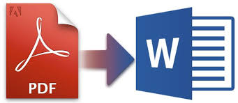Convert Pdf To Word How To Convert Pdf To Word Document For Free
