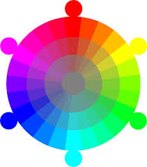 Purple And Orange Color Scheme Color Wheel Rgb Cmyk 24 Hour With 2 Tones Color Pinterest