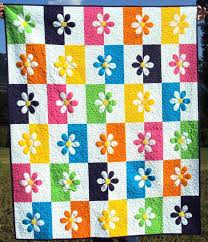 Backyard Baby Fabric by Love These Bright Colors Bright Colors Baby Quilt Pattern Bright