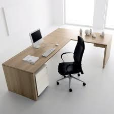 l shaped office desk modern drk architects
