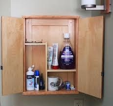project denneler modern medicine cabinet