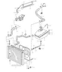 1983 porsche 944 radiator 944 radiator manual transmission 1983 89 aase sales porsche