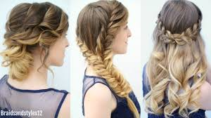graduated hairstyles 3 graduation hairstyles to wear under your cap formal hairstyes