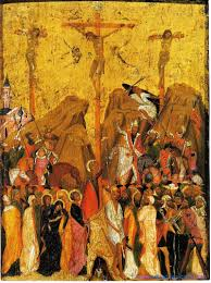the crucifixion of the lord ancient icons of jesus christ