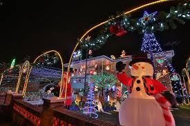 awesome picture of christmas lights competition prairie city