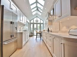 ideas exquisite galley kitchen design top 25 best galley kitchen