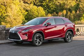 lexus rx 350 luxury package 2017 lexus rx 450h pricing for sale edmunds