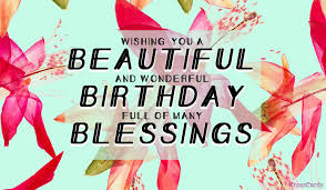 online cards free beautiful birthday blessings ecard email free personalized