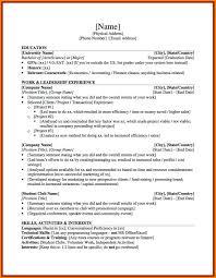 Warehouse Clerk Resume Sample by 5 Cv University Student Warehouse Clerk