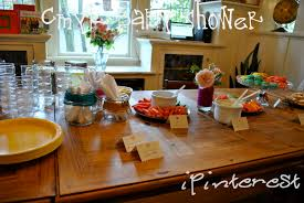 cmyk inspired baby shower part 4 tidy it thursday yarn wrapped