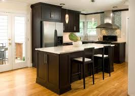 black kitchen cabinets wood floor caruba info for dark cabinets wondrous black cabinet idea with cream counter wondrous black kitchen cabinets wood floor
