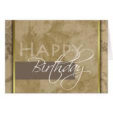 formal greeting cards formal happy birthday greeting card zazzleca