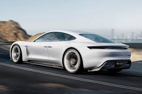 new porsche 2019 new cars the new car for 2019 2020 porsche mission e concept rear