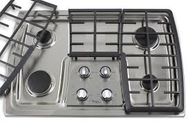 Whirlpool Induction Cooktop Reviews Whirlpool G7cg3064xs 30 Inch Gas Cooktop Review Reviewed Com Ovens