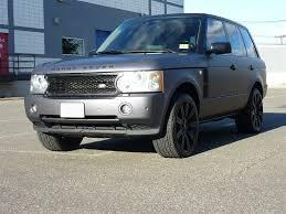 2006 Land Rover Range Rover Corsa Motors