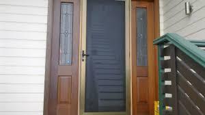 door browning six panel security door awesome home door security