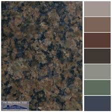 what color goes best with brown countertops tropic brown granite brown granite granite countertops