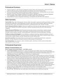 Data Analysis Sample Resume by Good Professional Statement Resume