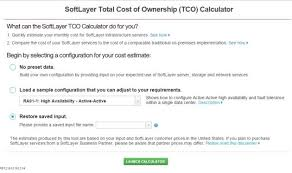 build your own home calculator new softlayer calculator softlayer slayers