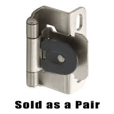 Full Wrap Around Cabinet Hinges by Cabinet Hinges Knobs4less Com