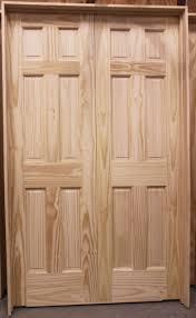six panel doors interior decorating 6 panel prehung interior doors with pine wood and door